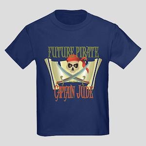 Captain Jude Kids Dark T-Shirt