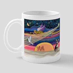 XmasStar/Chih (bl) Mug