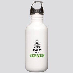 SERVER I cant keeep ca Stainless Water Bottle 1.0L