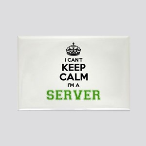 SERVER I cant keeep calm Magnets