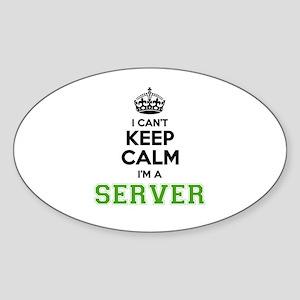 SERVER I cant keeep calm Sticker
