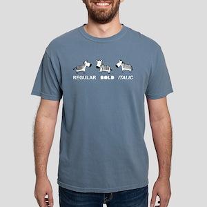 Funny font Women's Dark T-Shirt