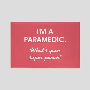 I'M A PARAMEDIC Magnets
