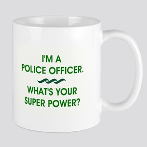 POLICE OFFICER Mugs