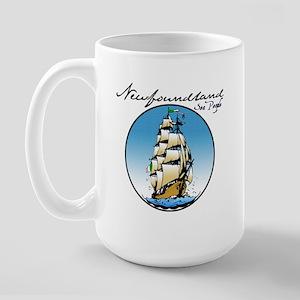 Newfoundland - Sea People Large Mug