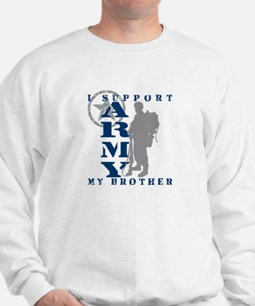 I Support My Bro 2 - ARMY Jumper