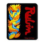 Mousepad<BR>PILLAR OF FIRE