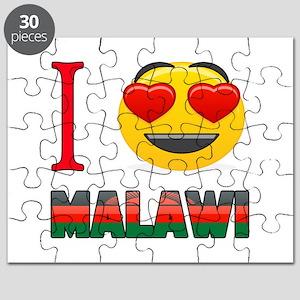 I love Malawi Puzzle
