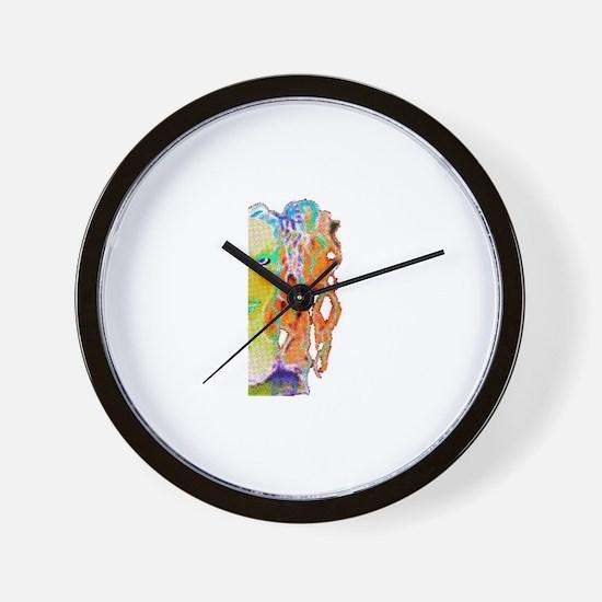 Unique Britney Wall Clock