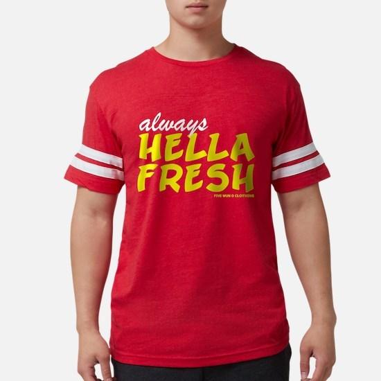 Hella Fresh - Yellow T-Shirt