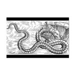 Medieval Sea Serpent 11x17 Print