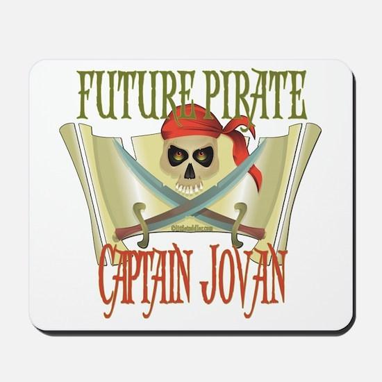Captain Jovan Mousepad