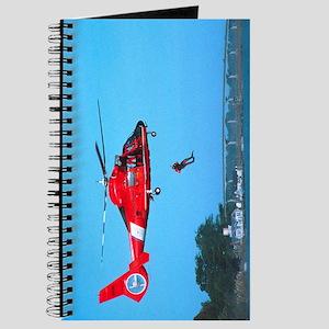 Coast Guard Chopper Journal