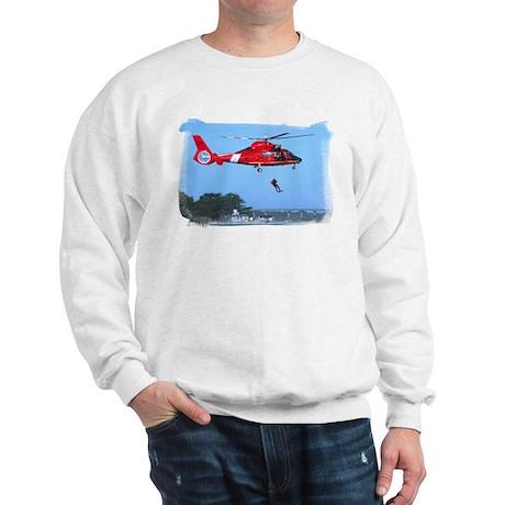 Coast Guard Chopper Sweatshirt