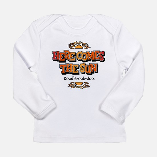 Here Comes The Sun Infant Long Sleeve T-Shirt