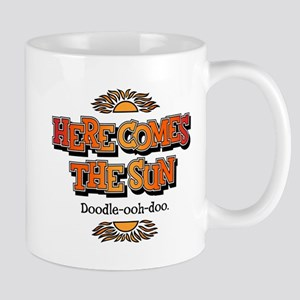 Here Comes The Sun Standard Coffee Mugs