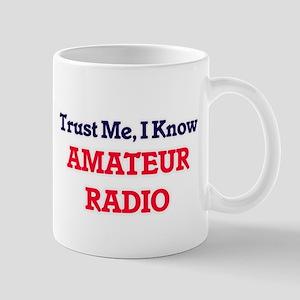 Trust Me, I know Amateur Radio Mugs