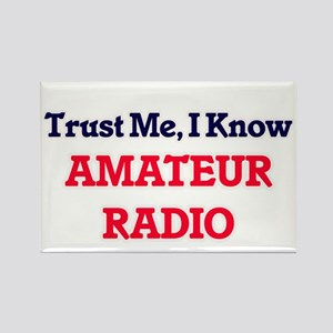 Trust Me, I know Amateur Radio Magnets