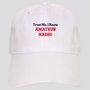 Trust Me, I know Amateur Radio Cap