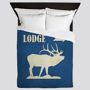 LODGE Queen Duvet