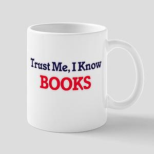 Trust Me, I know Books Mugs