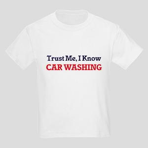 Trust Me, I know Car Washing T-Shirt