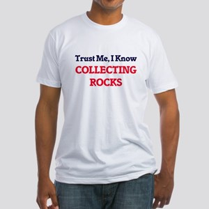 Trust Me, I know Collecting Rocks T-Shirt