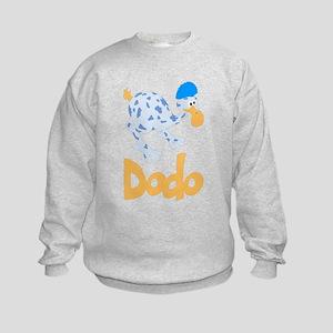 Cute Dodo Kids Sweatshirt