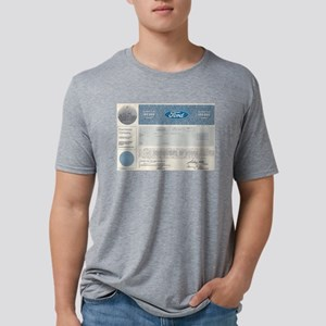 Ford Stock White T-Shirt