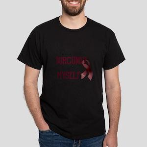 Wear Burgundy - Myself T-Shirt