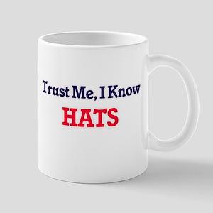 Trust Me, I know Hats Mugs