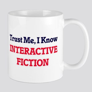 Trust Me, I know Interactive Fiction Mugs