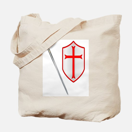 Cool Crusades Tote Bag