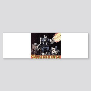 Starriors Bumper Sticker