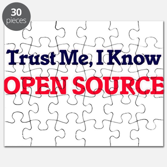Trust Me, I know Open Source Puzzle