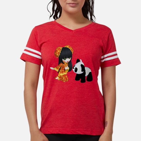Kawaii China Girl T-Shirt