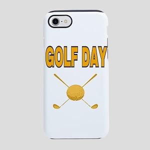 GOLF DAY iPhone 8/7 Tough Case