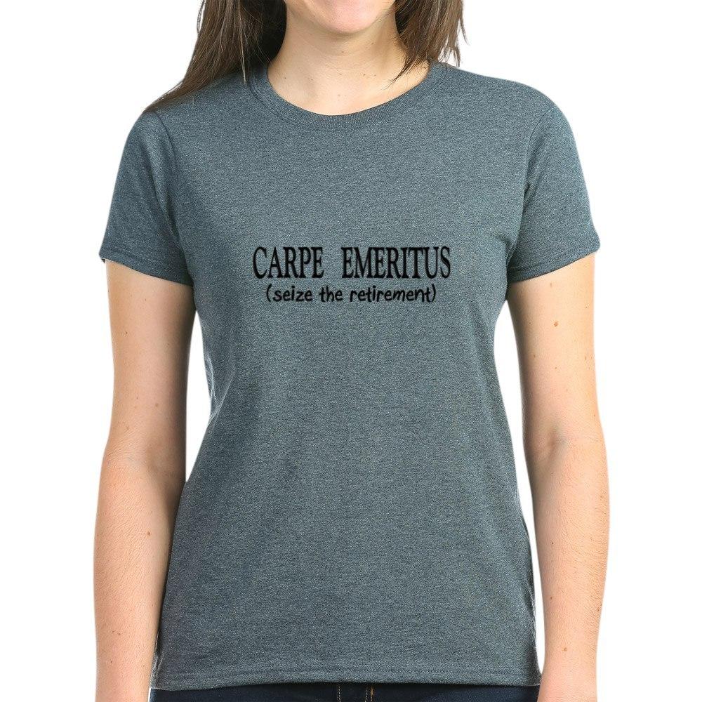 CafePress-Retired-II-T-Shirt-Women-039-s-Cotton-T-Shirt-1787877529 thumbnail 30