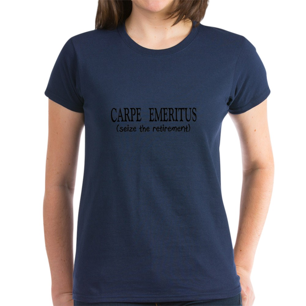 CafePress-Retired-II-T-Shirt-Women-039-s-Cotton-T-Shirt-1787877529 thumbnail 39
