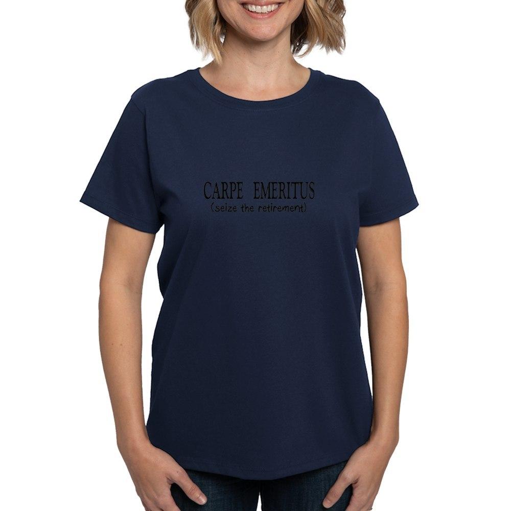 CafePress-Retired-II-T-Shirt-Women-039-s-Cotton-T-Shirt-1787877529 thumbnail 41