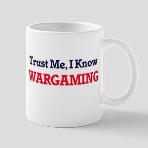 Trust Me, I know Wargaming Mugs