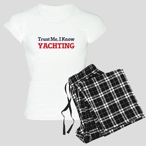Trust Me, I know Yachting Women's Light Pajamas