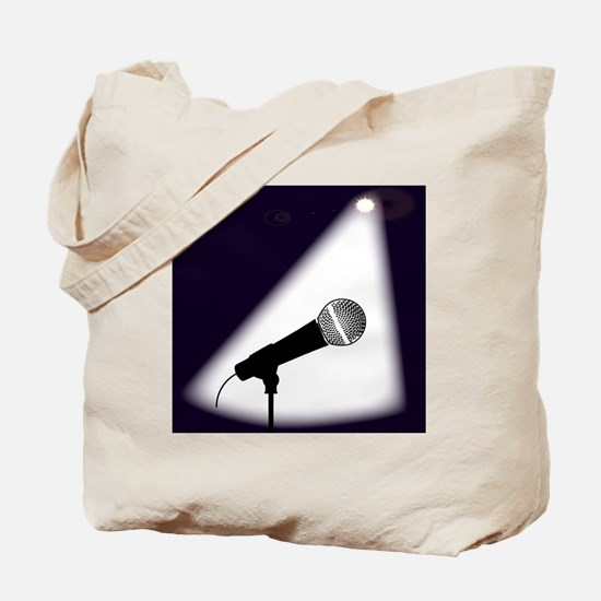 Cute Comedian Tote Bag