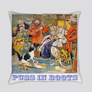 Puss In Boots Everyday Pillow