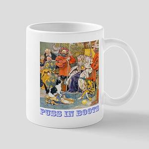 Puss In Boots Mug
