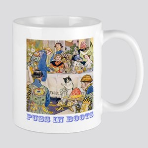 Puss In Boots Mug