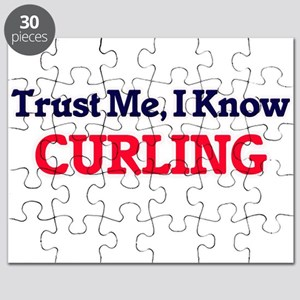 Trust Me, I know Curling Puzzle