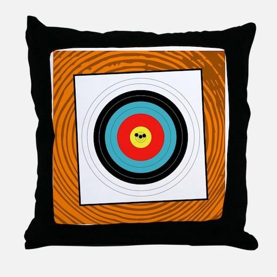 Unique Rifle Throw Pillow