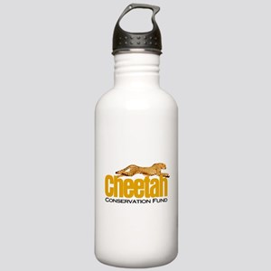 Cheetah Conservation Fund Sports Water Bottle