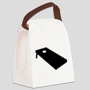 Cornhole Canvas Lunch Bag
